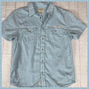 MENS Shirt By Lucky Brand Sz S